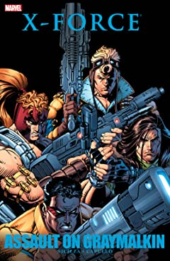 X-Force: Assault On Graymalkin