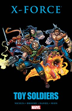 X-Force: Toy Soldiers