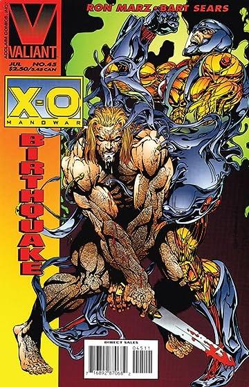 X-O Manowar (1992-1996) #45