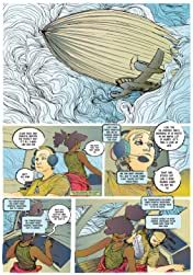 Tobias S. Buckell's Arctic Rising #1