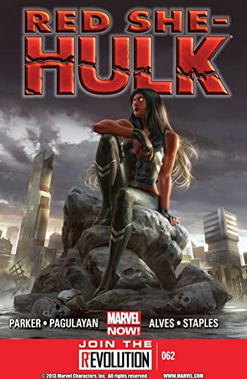 Red She-Hulk (2012-2013) #62