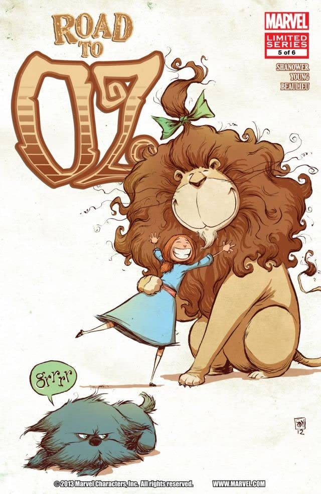 Road To Oz #5 (of 6)