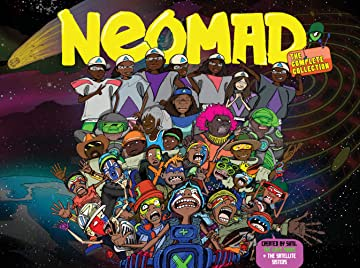 Neomad: The Complete Collection