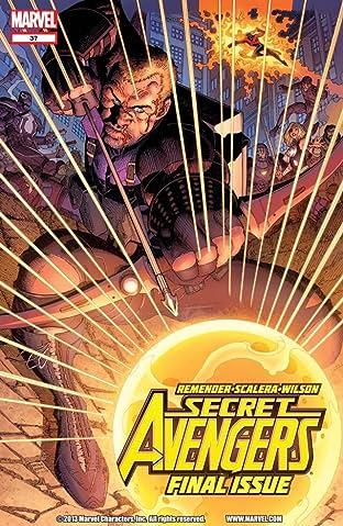 Secret Avengers (2010-2012) #37