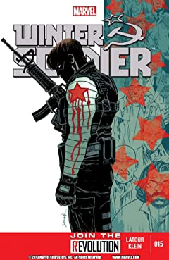 Winter Soldier No.15