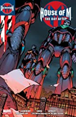 Decimation: House Of M - The Day After