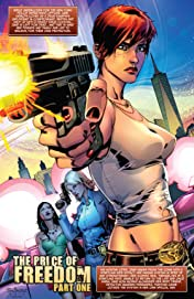 Painkiller Jane: The Price of Freedom #1 (of 4)