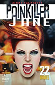 Painkiller Jane: The 22 Brides #1 (of 3)