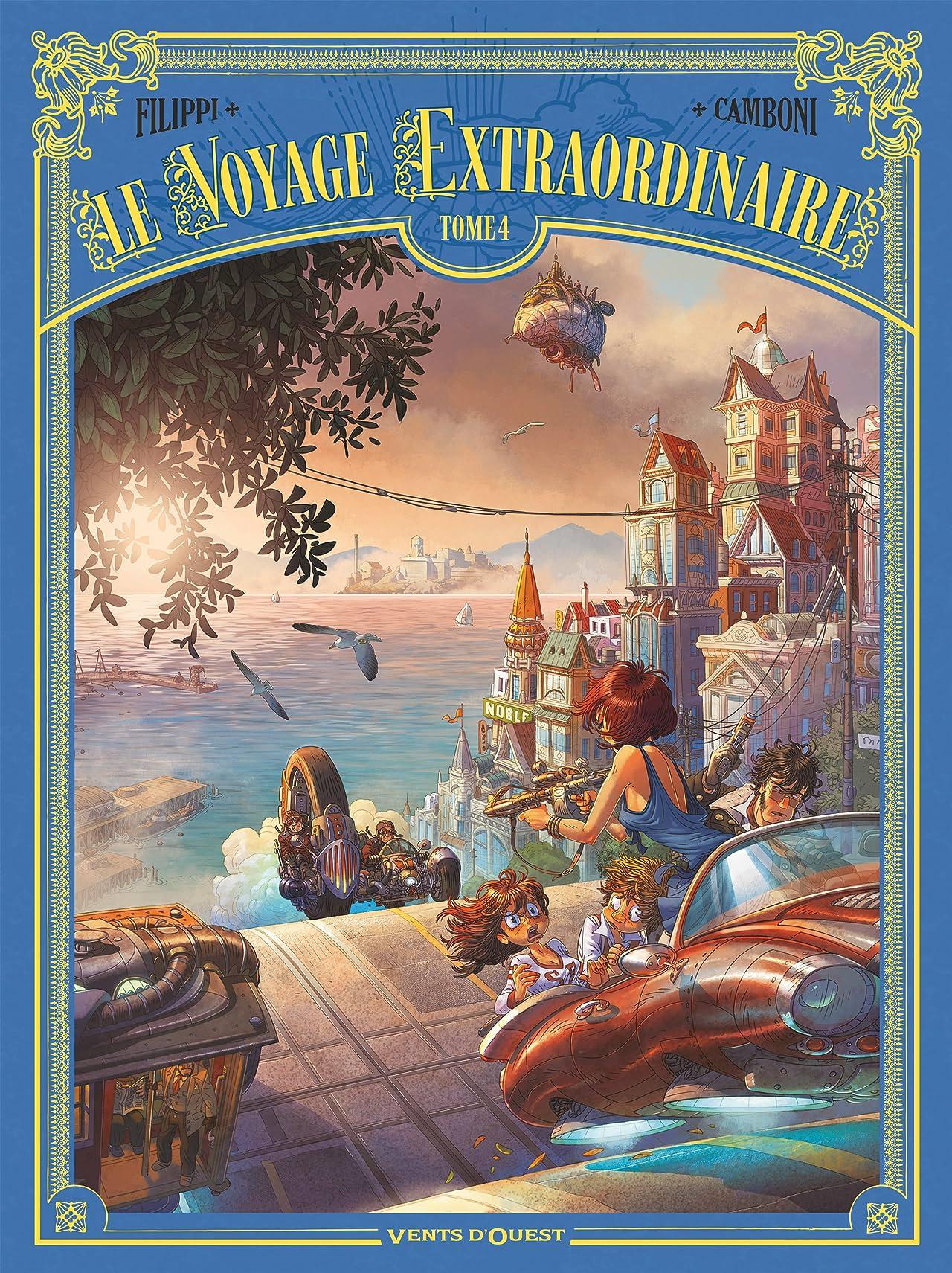 Le voyage extraordinaire Vol. 4