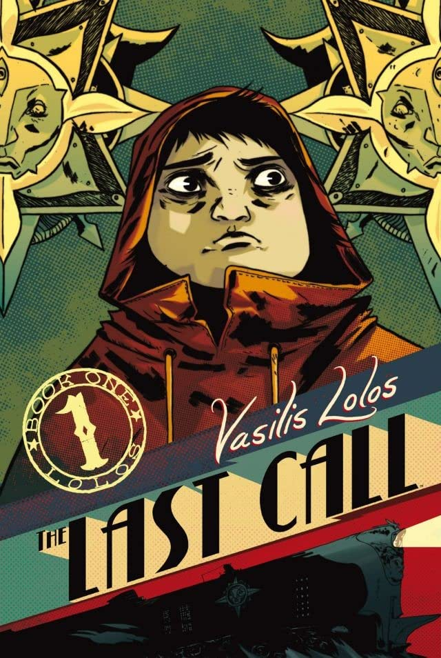 Last Call Vol. 1: Preview