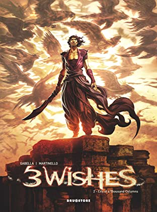 Three Wishes Vol. 2: City of a thousand columns