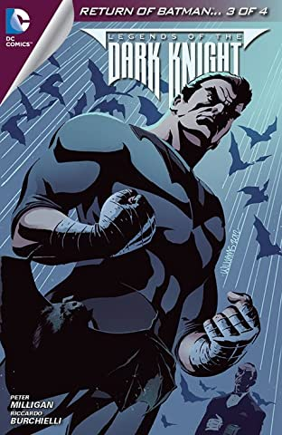 Legends of the Dark Knight (2012-2015) #36