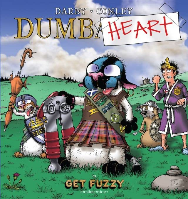 Dumbheart: A Get Fuzzy Collection