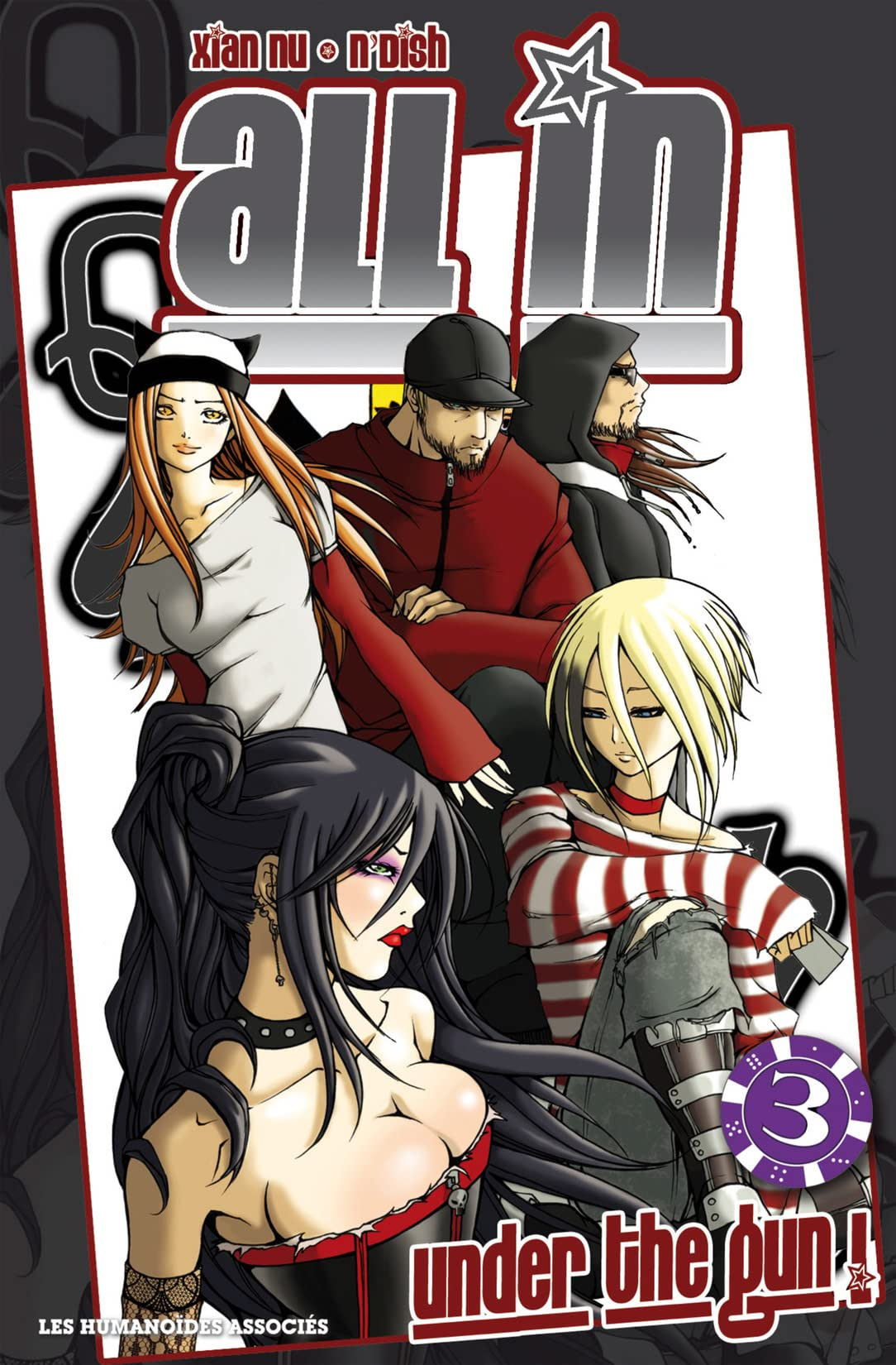 All In Vol. 3: Under the gun