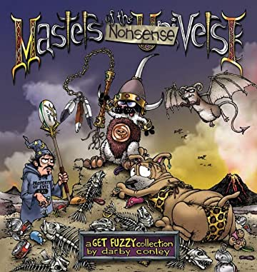 Get Fuzzy Vol. 16: Masters of the Nonsenseverse