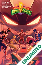 Mighty Morphin Power Rangers #3