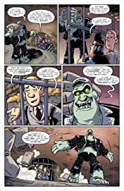 Baker Street Peculiars #3