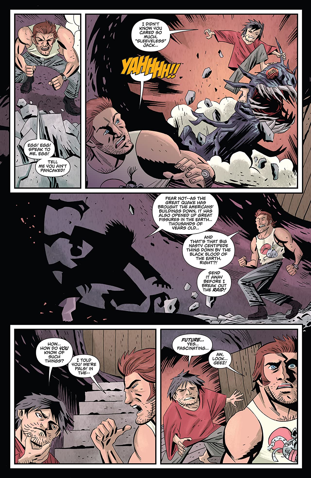 Big Trouble in Little China #24