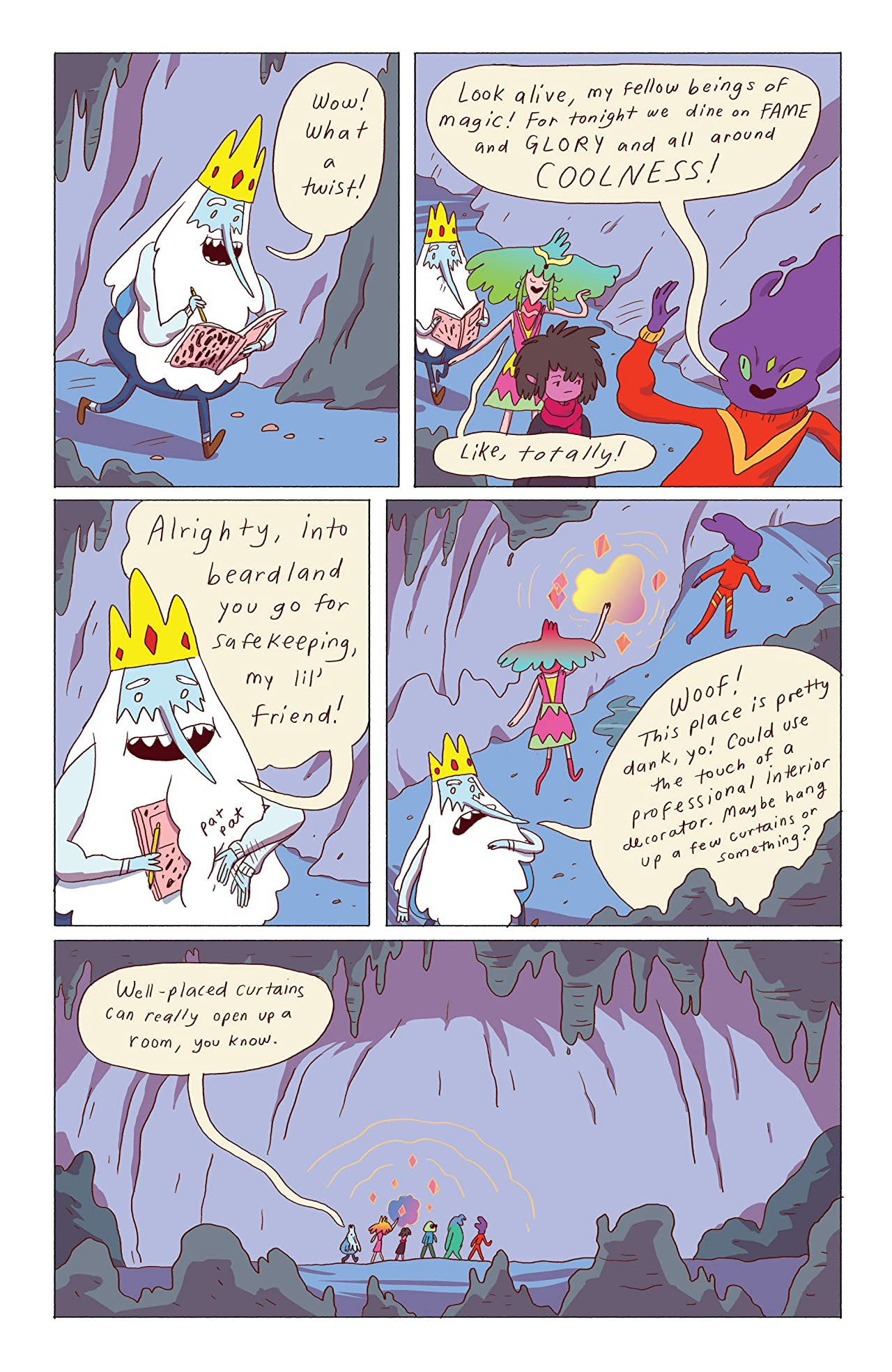 Adventure Time: Ice King #5