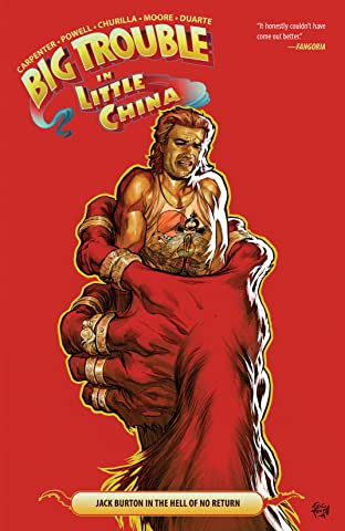 Big Trouble in Little China Tome 3
