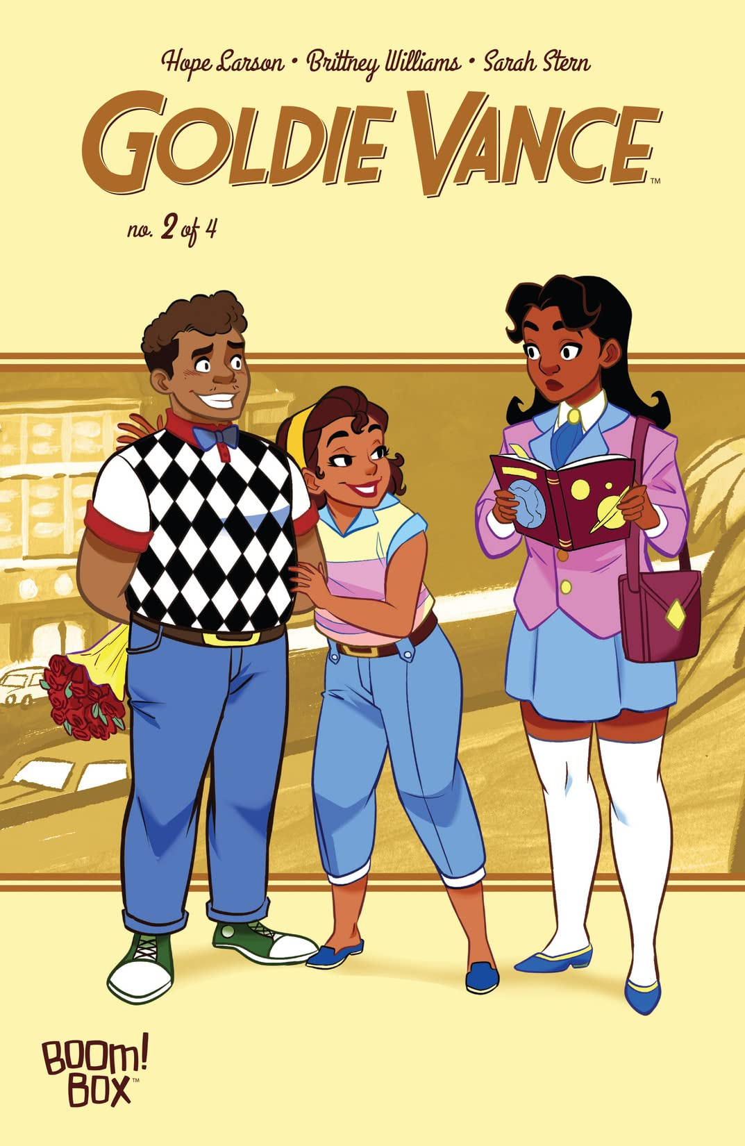 Goldie Vance No.2