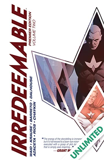 Irredeemable Premier Vol. 2