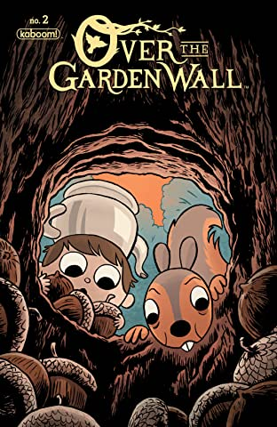 Over The Garden Wall (2016-) #2