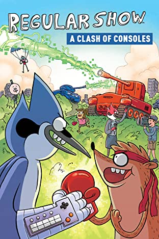 Regular Show: Clash of Consoles
