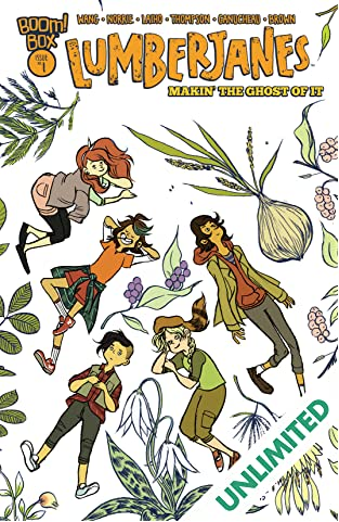Lumberjanes: 2016 Special: Makin' the Ghost of It