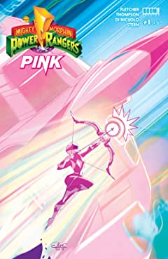 Mighty Morphin Power Rangers: Pink #1 (of 6)