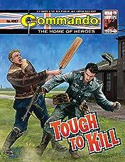 Commando #4907: Tough To Kill