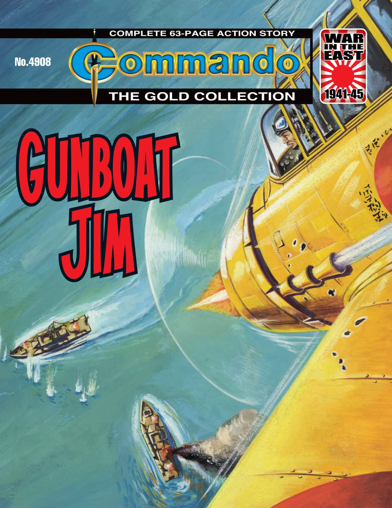 Commando #4908: Gunboat Jim