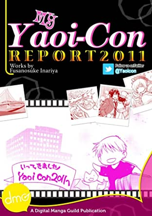 My Yaoi-Con 2011 Report