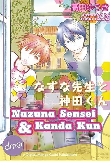 Nazuna Sensei & Kanda Kun
