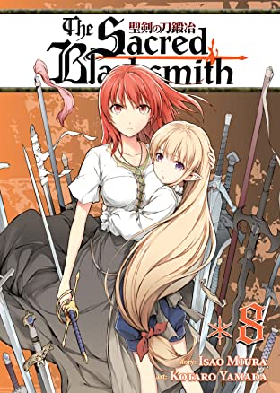 The Sacred Blacksmith Vol. 8