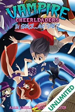 Vampire Cheerleaders in Space...and Time?!