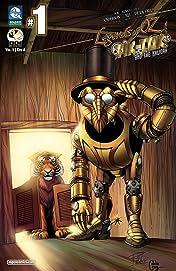 Legends of Oz: Tik-Tok and the Kalidah #1