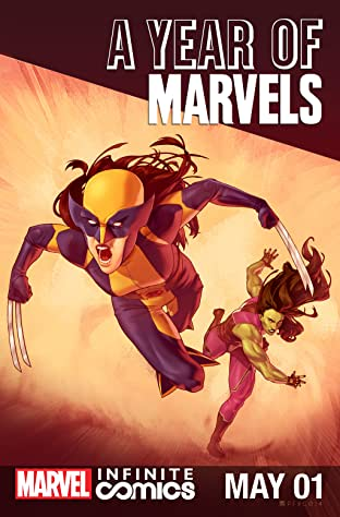 A Year Of Marvels: May Infinite Comic #1