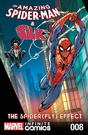 Amazing Spider-Man & Silk: Spider(Fly) Effect Infinite Comic #8