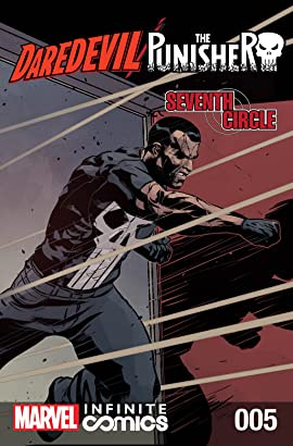 Daredevil/Punisher: Seventh Circle Infinite Comic #5
