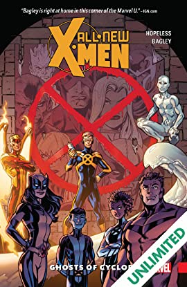 All-New X-Men: Inevitable Vol. 1: Ghosts Of Cyclops