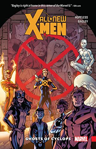 All-New X-Men: Inevitable Tome 1: Ghosts Of Cyclops