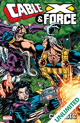 Cable & X-Force Classic Vol. 1