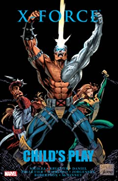 X-Force: Child's Play