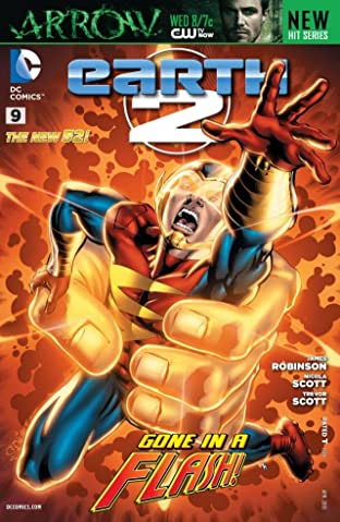 Earth 2 (2012-2015) No.9