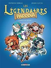 Les Légendaires - Parodia Vol. 1: Héros en délire !