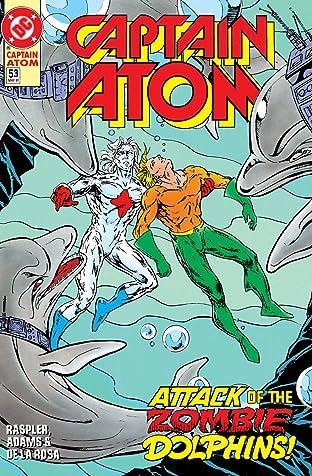 Captain Atom (1986-1991) #53