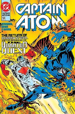 Captain Atom (1986-1991) #54