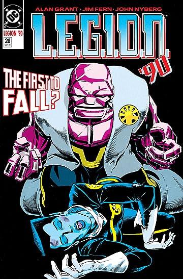 L.E.G.I.O.N. (1989-1994) #20