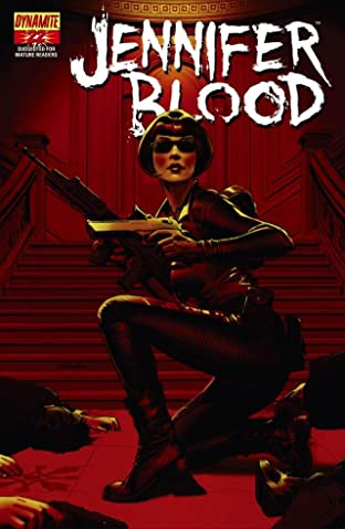 Garth Ennis' Jennifer Blood #22